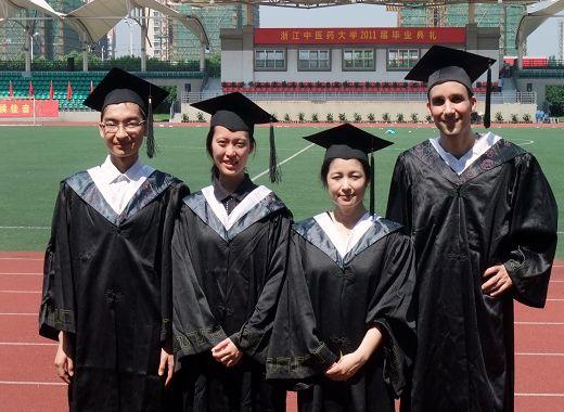 TCM Study in china
