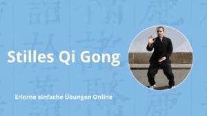 Erlerne Stilles Qi Gong
